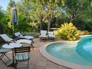 In the Var, Provence, idyllic stone cottage with terrace, pool and pergola - Var vacation rentals