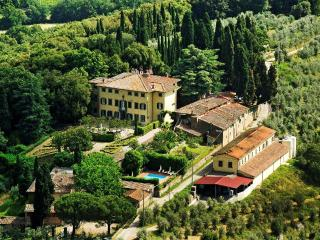 Villa Petrolo, Petrolo winery - San Leolino vacation rentals