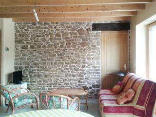 Lovely stone house in the Cotes-d'Armor, Brittany, with 1 bedroom, terrace and garden - Cotes-d'Armor vacation rentals