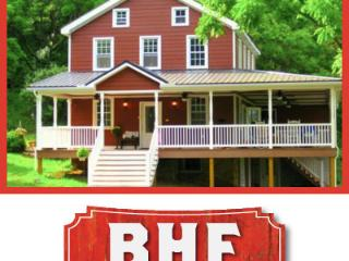 Nice Farmhouse Barn with A/C and Satellite Or Cable TV - Alum Bank vacation rentals