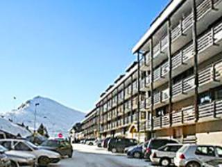 Adorable apartment in Saint Lary Soulan, the French Pyrénées, with a wonderful view of the mountain - Saint-Lary-Soulan vacation rentals