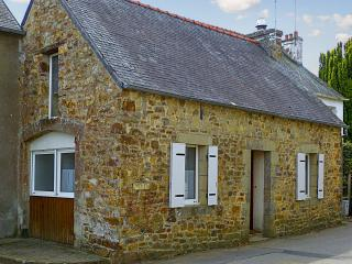 Delightful house in the Finistere, Brittany, with 2 bedrooms and furnished, private garden - Landudec vacation rentals