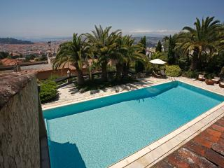 Apartment in nice villa, pool, garden, car park - Nice vacation rentals