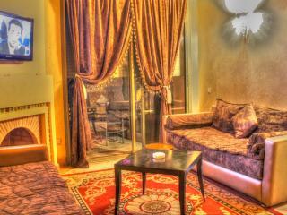 شقة غرفتين وصالة في منتجع النخيل مراكش - Marrakech-Tensift-El Haouz Region vacation rentals