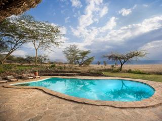 Lewa House - Family Ensuite Room - Kenya vacation rentals