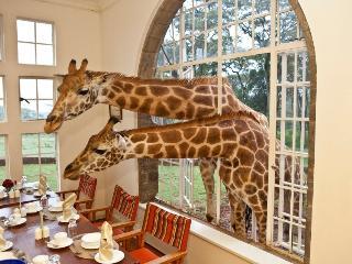 Giraffe Manor - Karen Blixen - Kenya vacation rentals