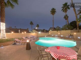 Casa de Rat Pack 5 bed 3 bath Las Vegas Home - Las Vegas vacation rentals