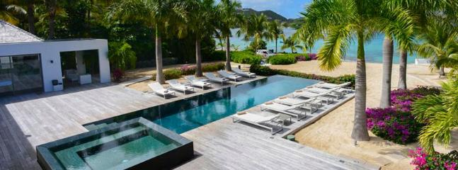 SPECIAL OFFER: St. Barths Villa 83 All The Assets To Become One Of The Most Popular Villas On Saint Barthelemy. Located Steps Fr - Lorient vacation rentals