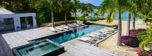 Villa Palm Beach 5 Bedroom SPECIAL OFFER - Image 1 - Lorient - rentals
