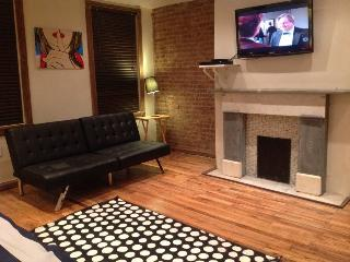 Private suite/studio in brownstone by central park - New York City vacation rentals