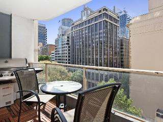 Executive 2 Bed apartment at Wynyard with balcony - Sydney vacation rentals