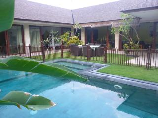 POOL FENCE, comes with pool & stunning 3BR Villa - Canggu vacation rentals