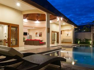 2 BEDROOM VILLA NEAR PETITENGET BEACH - Seminyak vacation rentals