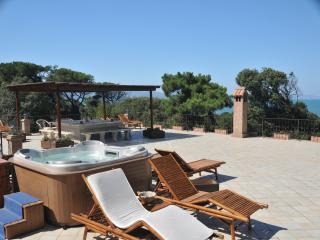 Tuscan Luxury Villa by the beach - Albinia vacation rentals