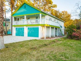 1312 Bay Street - Seastar - Whimsical, Colorful, Relaxing - Pet Friendly - FREE Wi-Fi - Southern Georgia vacation rentals