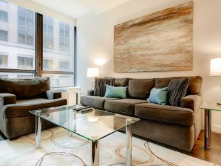 Lux Financial District 1BR w/rooftop, WiFi - New York City vacation rentals