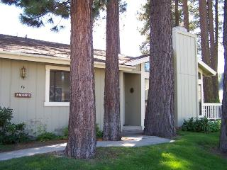 #74 PONDEROSA Cute as a button! $100.00-$135.00 BASED ON DATES AND NUMBER OF NIGHTS (plus county tax, SDI, Cleaning Fee and processing fee) - Plumas County vacation rentals
