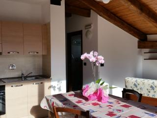 Romantic 1 bedroom Condo in Prarostino - Prarostino vacation rentals