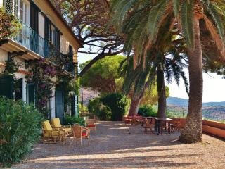 UNIQUE: XVIII century Villa with vineyard and view - Porto Azzurro vacation rentals