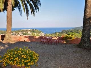 UNIQUE: XVIII century Villa with vineyard and view - Porto Azzurro vacation rentals