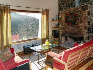 Serene and spacious house in Mollo, the Spanish Pyrenees, with a splendid view of the mountains - Province of Girona vacation rentals
