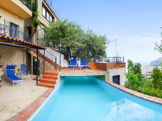 Huge studio in Cefalu with spectacular views of the Northern Coast of Sicily - Cefalu vacation rentals