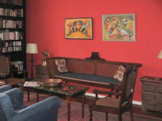 Spacious apartment in Rio de Janeiro 50 metres from the beach - Ipanema vacation rentals