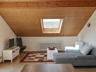 Simple, stylish and modern holiday apartment in Ketsch, Germany, with balcony and garden views - Freinsheim vacation rentals