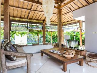 Charming and quiet Private villa with pool  in best location in Canggu -2 bedroom with private bathroom - Canggu vacation rentals