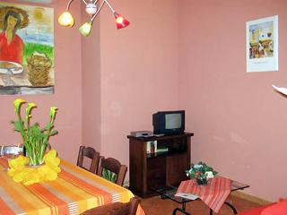 Beautiful Sicilian villa in Balestrate with 3 bedrooms, garden, terrace and sea views - Balestrate vacation rentals