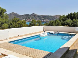 Delightful apartment in Mallorca with 2 bedrooms, terrace, sea views and pool - Capdepera vacation rentals