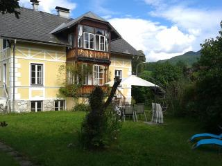 Spacious apartment in Austria with a private balcony and spectacular views, sleeps 10 - Bad Ischl vacation rentals