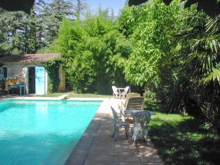 Gorgeous villa in Provence with pool, set in a lush garden - Cotignac vacation rentals