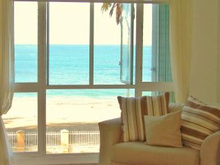 Free WIFI, Real Beach Front Penthous Malibu Beach - Loiza vacation rentals