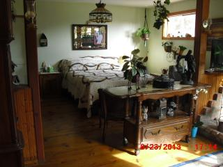 2 room private suite with view. - Gualala vacation rentals