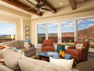 Escape to Spectacular Views of Coral Canyon Golf Course - Southwestern Utah vacation rentals