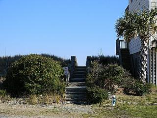 Chestnut - Second Row with Ocean Views in Surf City - Surf City vacation rentals