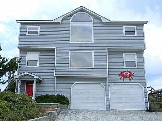Crabby Shack - Oceanfront in Topsail Beach,  ~ SAVE UP TO $200 - Topsail Beach vacation rentals