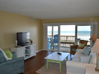 Queen's Grant E-115 - Oceanfront in Topsail Beach - Topsail Beach vacation rentals