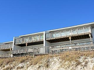 Queen's Grant B-107 - Oceanfront in Topsail Beach - Topsail Beach vacation rentals