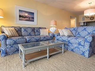 Queen's Grant F-118 - Dynamic Oceanfront View, Pool, Hot Tub, Boat Ramp & Dock - Topsail Beach vacation rentals