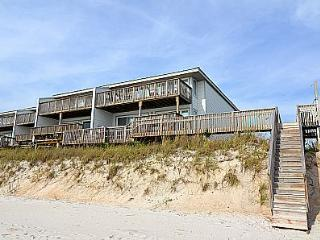 Queen's Grant C-110 - Oceanfront in Topsail Beach - Topsail Beach vacation rentals