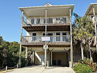 License To Chill, Second Row, Surf City, ~ NEW FOR 2015 - Surf City vacation rentals