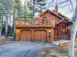 Private sauna, pet-friendly, near skiing and trails! - Tahoe City vacation rentals