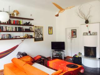 Art Aemona, 80m2  with high ceiling,WIFI and LEDTV - Ljubljana vacation rentals