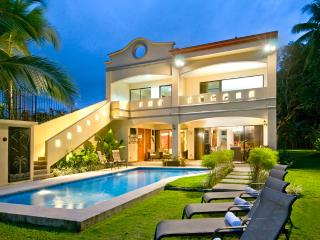 Jaco Beach Luxury Oceanfront House - Casa Rio Mar - Playa Bejuco vacation rentals