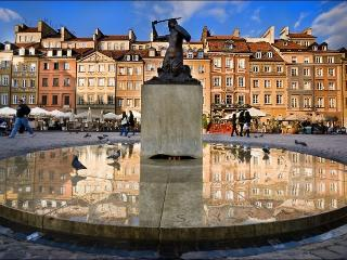 Apartment OLD TOWN SQUARE - Warsaw vacation rentals