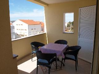 Andrea 3 ap. for 6 people close to beach - Novalja vacation rentals