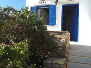 Beachfront studio - Ormos Agiou Ioannou vacation rentals