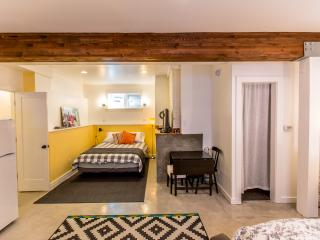 Cool Eco-Studio with Patio--Great Location! - Portland vacation rentals